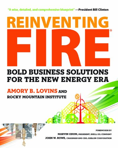 9781603583718: Reinventing Fire: Bold Business Solutions for the New Energy Era