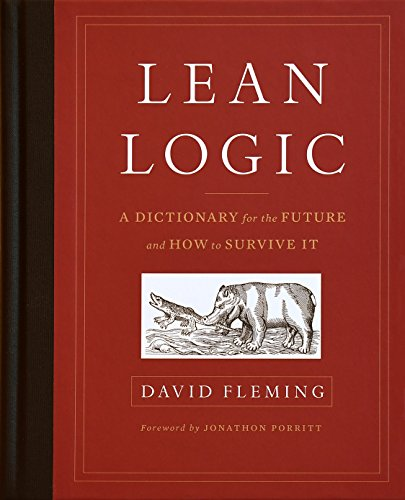 9781603586481: Lean Logic: A Dictionary for the Future and How to Survive It
