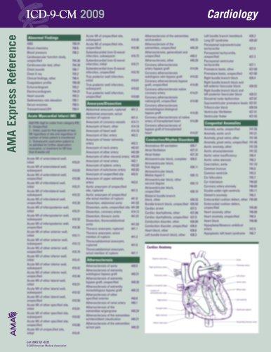 ICD-9-CM 2009 Express Reference Coding Card Urology/ Nephrology