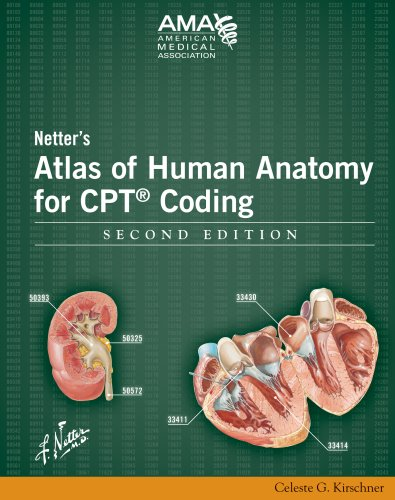 9781603591096: Netter's Atlas of Human Anatomy for CPT Coding, Second Edition