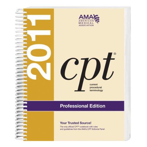 CPT 2011 : Current Procedural Terminology: Michelle Abraham; Jay