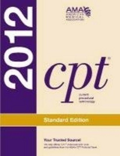 9781603595674: CPT Standard 2012 (Current Procedural Terminology (CPT) Standard)
