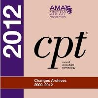 9781603595919: CPT 2000-2012 Changes Archives