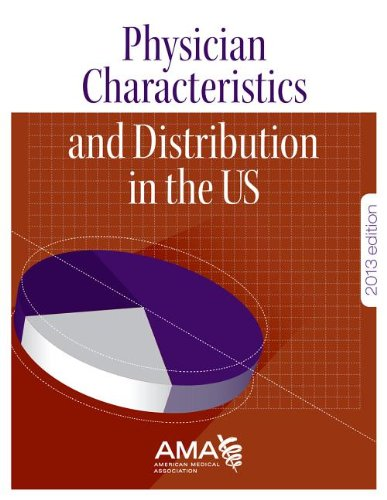 Physician Characteristics and Distribution in the US 2013: Smart, Derek R.