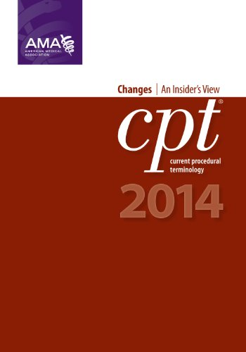 9781603598422: CPT Changes 2014: An Insider's View (AMA CPT Changes) (CPT Changes: an Insiders View)