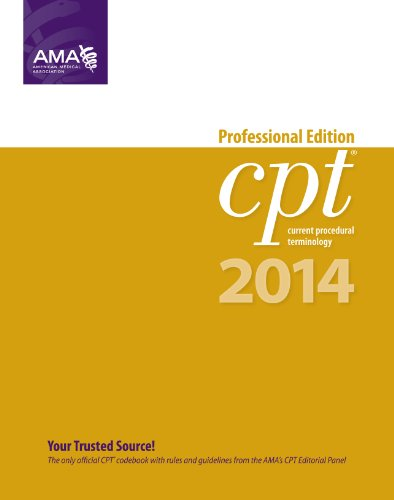9781603598446: CPT 2014 Professional Edition (Current Procedural Terminology, Professional Ed. (Spiral)) (Cpt / Current Procedural Terminology (Professional Edition))