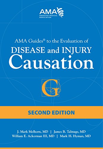 9781603598682: AMA Guides to the Evaluation of Disease and Injury Causation