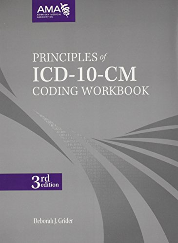 9781603599498: Principles of ICD-10-CM Coding