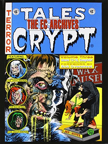 9781603600118: The EC Archives: Tales From The Crypt Volume 3