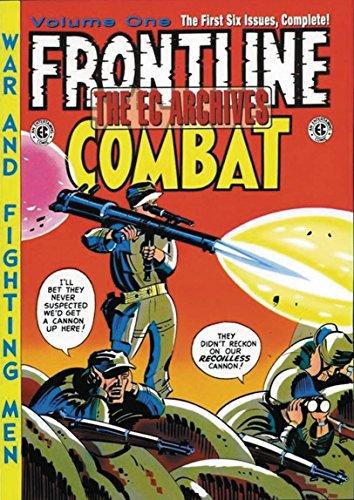 9781603600149: The EC Archives: Frontline Combat