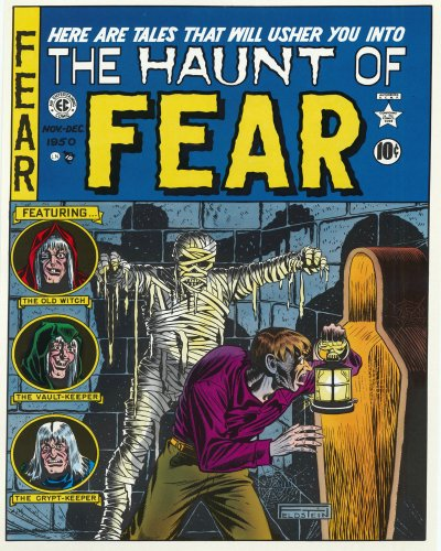 9781603600156: The EC Archives: Haunt of Fear