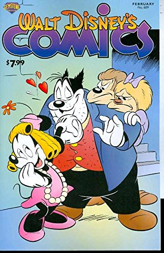 Walt Disney's Comics And Stories #689 (v. 689) (1603600248) by Marco Rota; Sarah Kinney; Floyd Gottfredson; Carl Barks