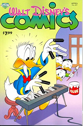 Walt Disney's Comics And Stories #691 (v. 691) (1603600264) by Klein, Robert; McGreal, Pat; McGreal, Carol; Fallberg, Carl
