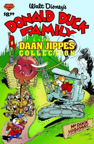9781603600453: Donald Duck Family - The Daan Jippes Collection (Volume 1)