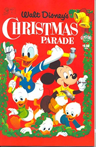 Walt Disney's Christmas Parade #5 (Walt Disney's Parade) (v. 5): Carl Barks