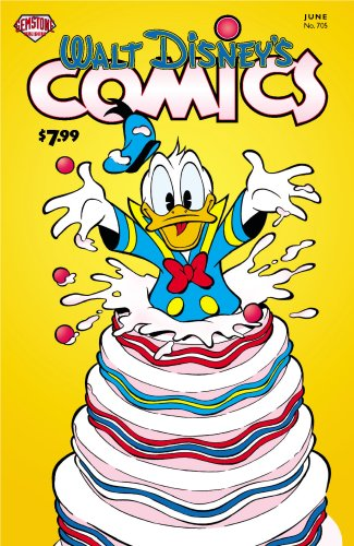 Walt Disney's Comics And Stories #705 (1603600957) by [???]