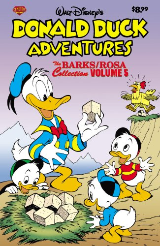 9781603601009: Donald Duck Adventures, Barks/Rosa Collection Vol. 5: Lost in the Andes/Return to Plain Awful