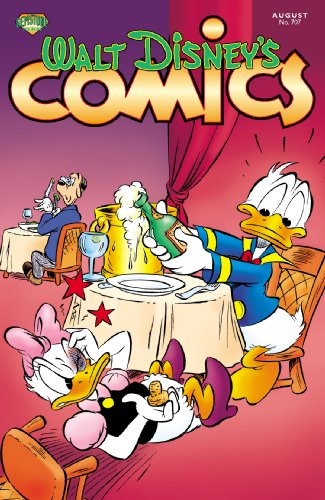 Walt Disney's Comics and Stories #707 (1603601155) by [???]