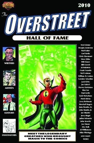 9781603601252: OVERSTREET HALL OF FAME ONE SHOT (OVERSTREET HALL OF FAME, ONE SHOT)