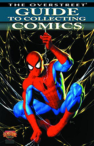 9781603601429: Overstreet Guide To Collecting Comics (Confident Collector)