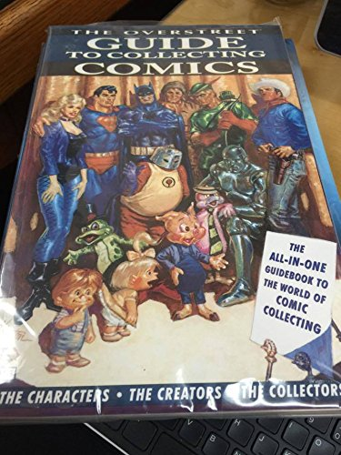 9781603601436: The Overstreet Guide to Collecting Comics (Confident Collector)