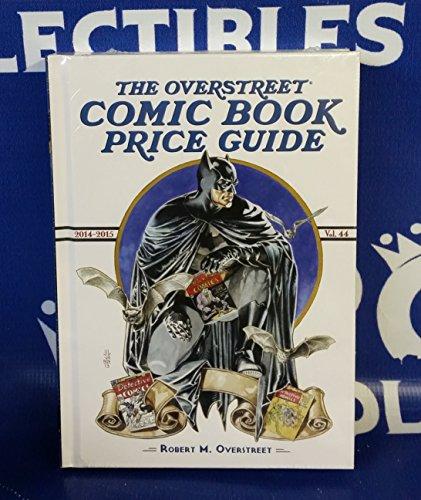 9781603601573: Overstreet Comic Book Price Guide: 2014-2015