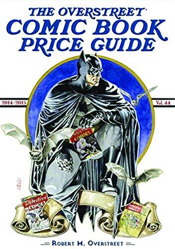 9781603601580: Overstreet Comic Book Price Guide Volume 44