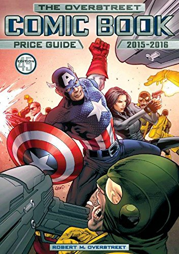 9781603601740: The Overstreet Comic Book Price Guide 2015-2016 (45th Edition)