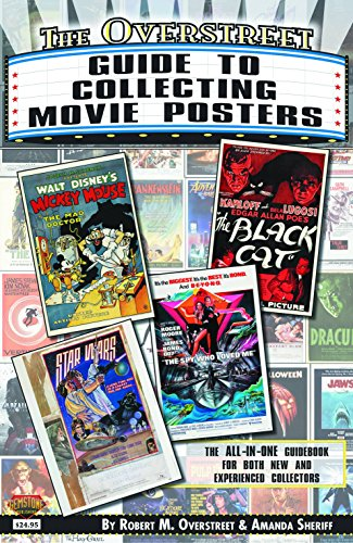 9781603601832: The Overstreet Guide To Collecting Movie Posters (Overstreet Guide to Collecting SC)