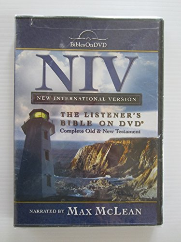 9781603620192: NIV the Listener's Bible: Complete Old and New Testament