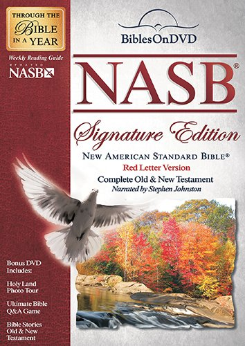 9781603620796: Holy Bible: New American Standard Bible, Signature Edition, Red Letter Edition