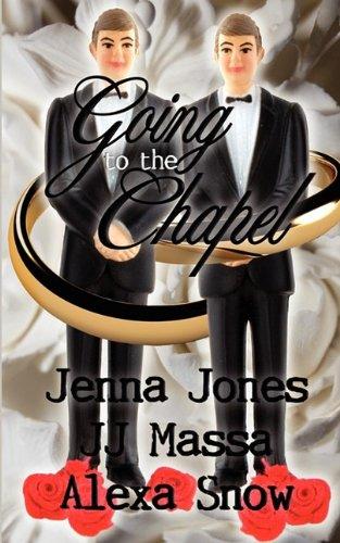 Going to the Chapel: Massa, JJ, Jones, Jenna, Snow, Alexa