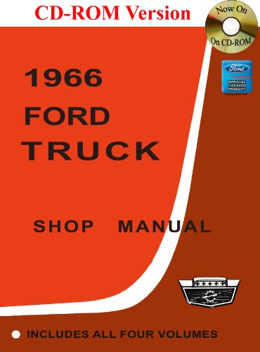9781603710749: 1966 Ford Truck Shop Manual