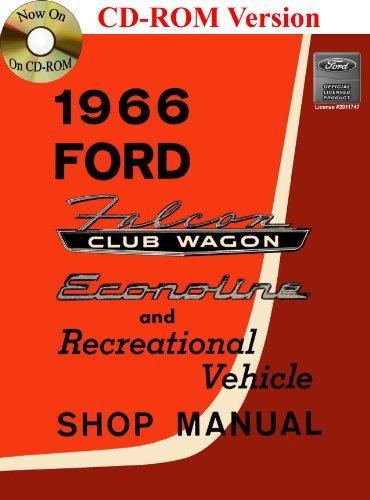 1966 Ford Falcon Club Wagon, Econoline and: Ford Motor Company