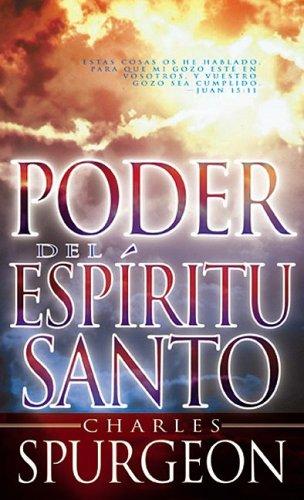 9781603740166: Poder del Espiritu Santo (Spanish Edition)