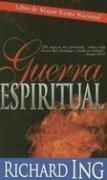 9781603740180: Guerra Espiritual (Spanish Edition)