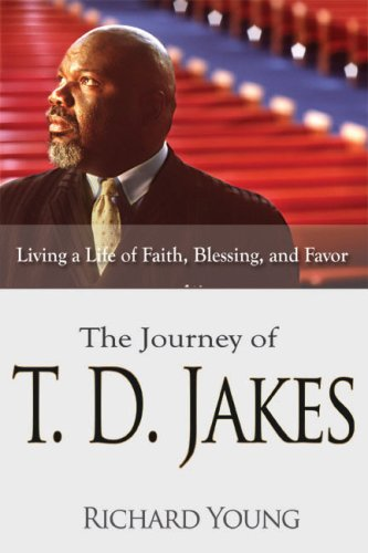 9781603740692: Journey Of TD Jakes