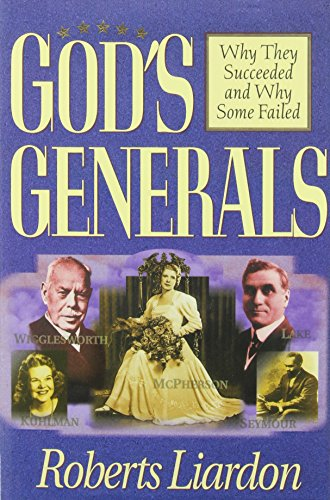 9781603740890: Gods Generals: Why They Succeeded...