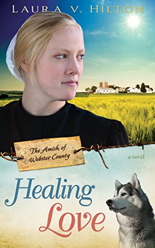 Healing Love (Amish Of Webster County V1): Laura Hilton
