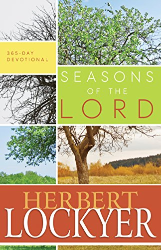 9781603749183: Seasons Of The Lord (365-Day Devotional)