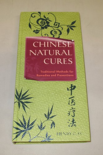 9781603760171: Chinese Natural Cures by Lu, Henry C. (1994) Hardcover