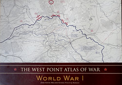 The West Point Atlas of War, World: Esposito, Brigadier General