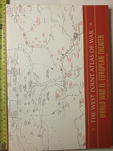 The West Point Atlas of War: World: Editor-Vincent J. Esposito