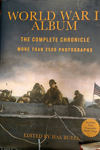 World War II Album: The Complete Chronicle: Hal Buell (edited