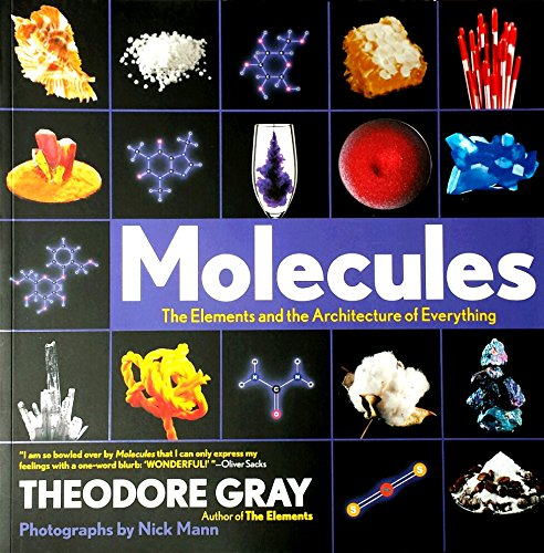 9781603763967: The Molecules: Elements and the Architecture AF Everything