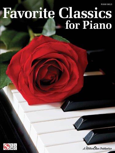 9781603780421: Favorite Classics for Piano Piano Solo (Piano Collection)