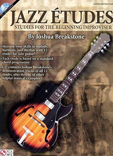 9781603780605: Jazz Etudes: Studies for the Beginning Improviser (Book & CD)