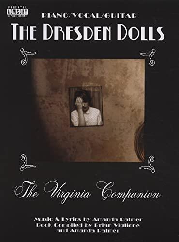 The Dresden Dolls: The Virginia Companion (Book): Dresden Dolls, The