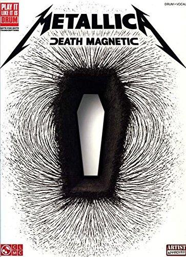 9781603781060: Metallica: Death Magnetic Drums (Play It Like It Is Drum)