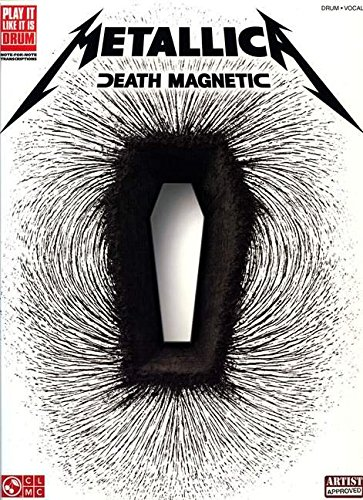 9781603781060: Metallica: Death Magnetic Drums (Drum, Vocal)